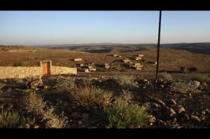 Midyat Güvenli köyü. Burası bir Ezidi köyü.
