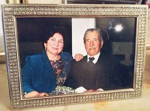 Fikri Sağlar'ın anne ve babası